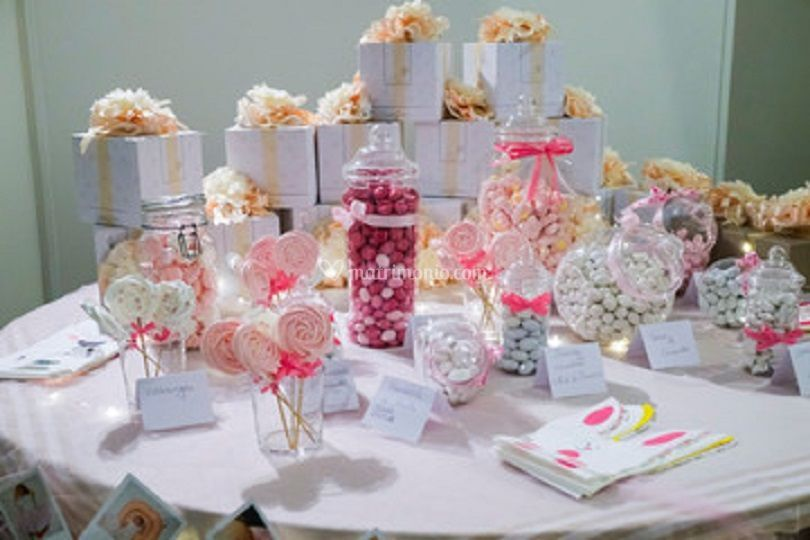 Confettata- candy table