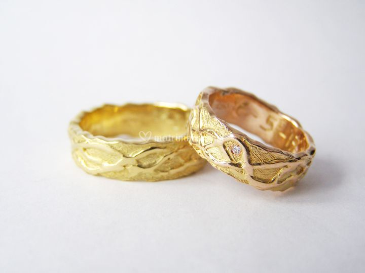 MIOeTUO - Unique Wedding Rings