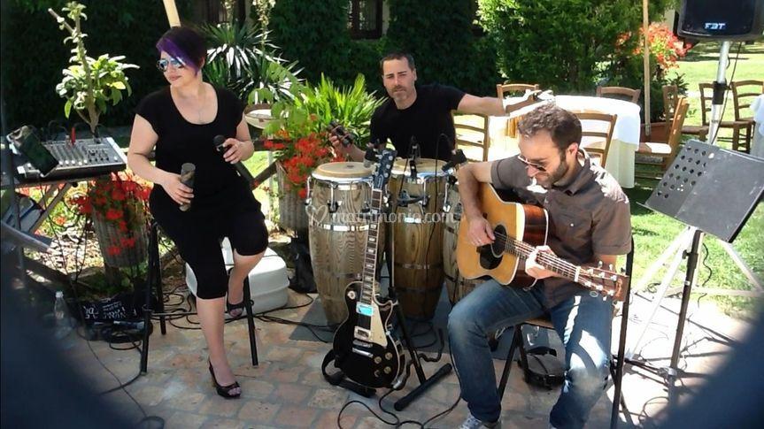Duostile Trio percussioni