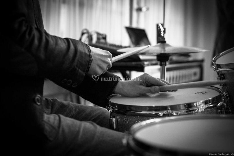 Riccardo il batterista