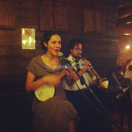 Tromba e banjolele