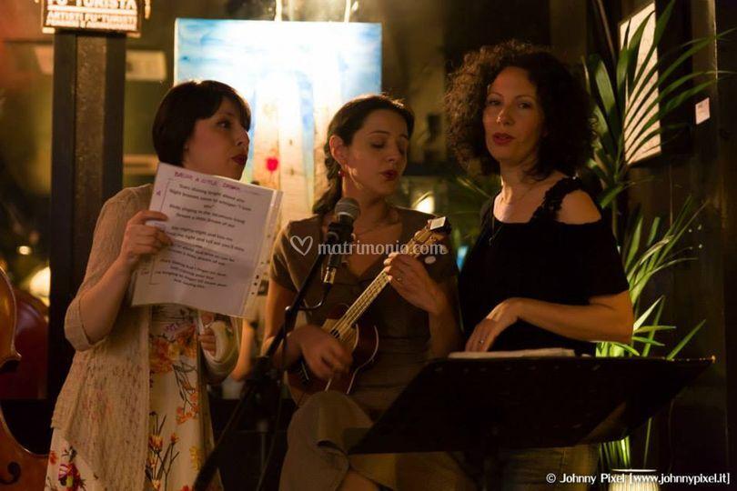 Trio vocale