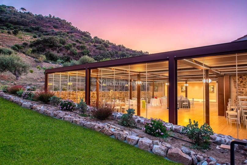 La nostra glasshouse