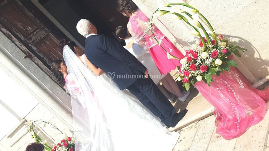 L'entrata della sposa