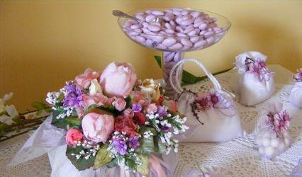 Bomboniere La Violetta 1