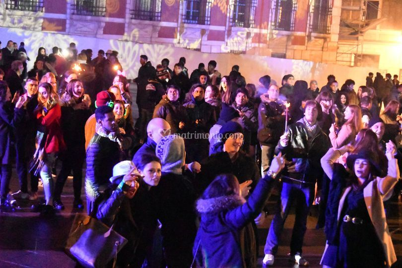 Silent in Piazza Aranci- Massa