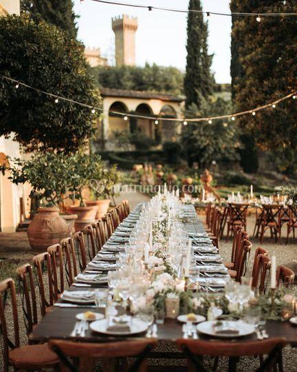 Matrimonio Firenze Villa Agape