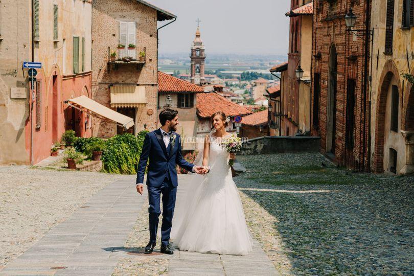 Foto Matrimonio Saluzzo