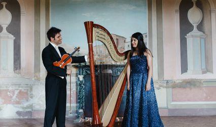 Duo Arpa e Violino