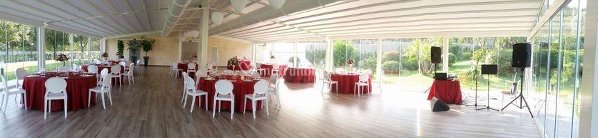 Wedding all'Hotel Sunny Palace
