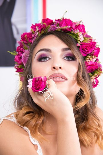 Makeup servizio fotografico