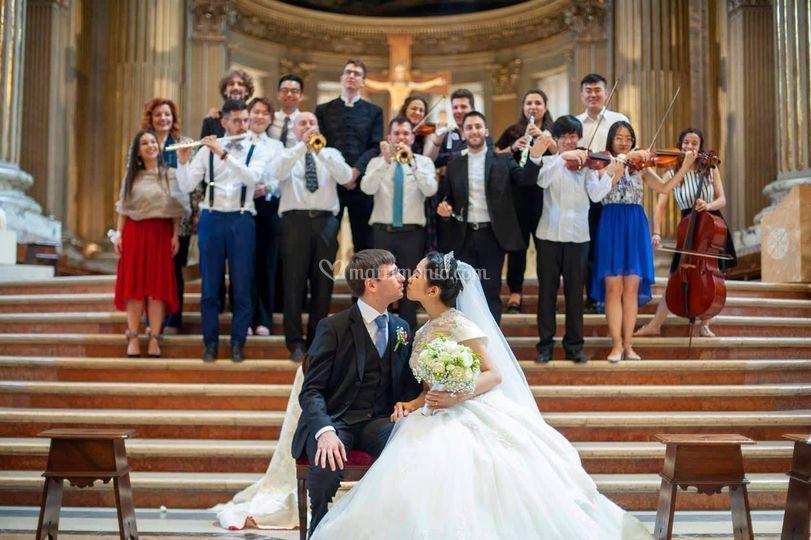 Roberto Ferioli - Wedding music