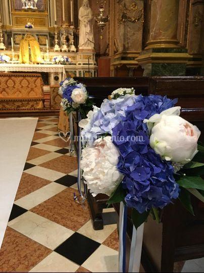 d2242ef9c295 Matrimonio al Duomo di Bergamo di Fiorista Valverde
