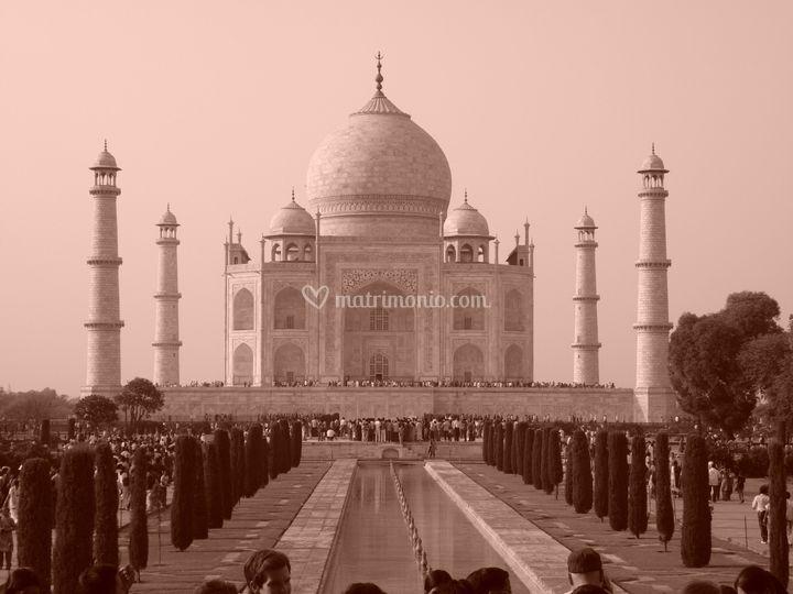 Nostro viaggio in india