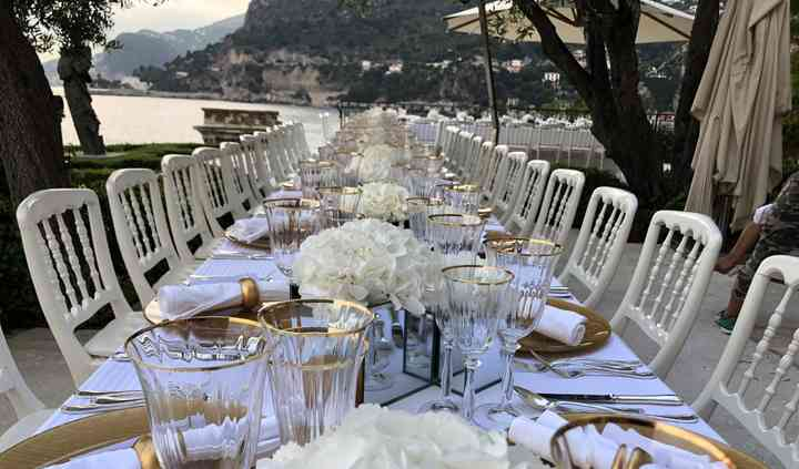 Tavolo imperiale - Montecarlo