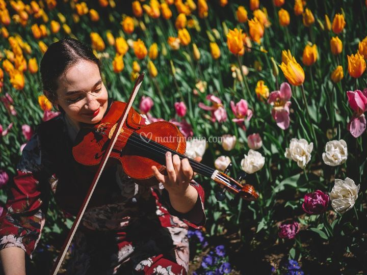 Alessia Cargnino Violinista