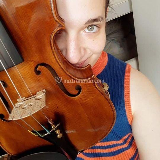 Con il mio violino