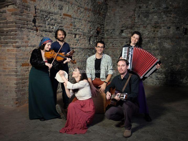 Ensemble di musica zigana