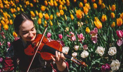Alessia Cargnino Violinista 1