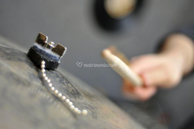 Andrea - percussioni