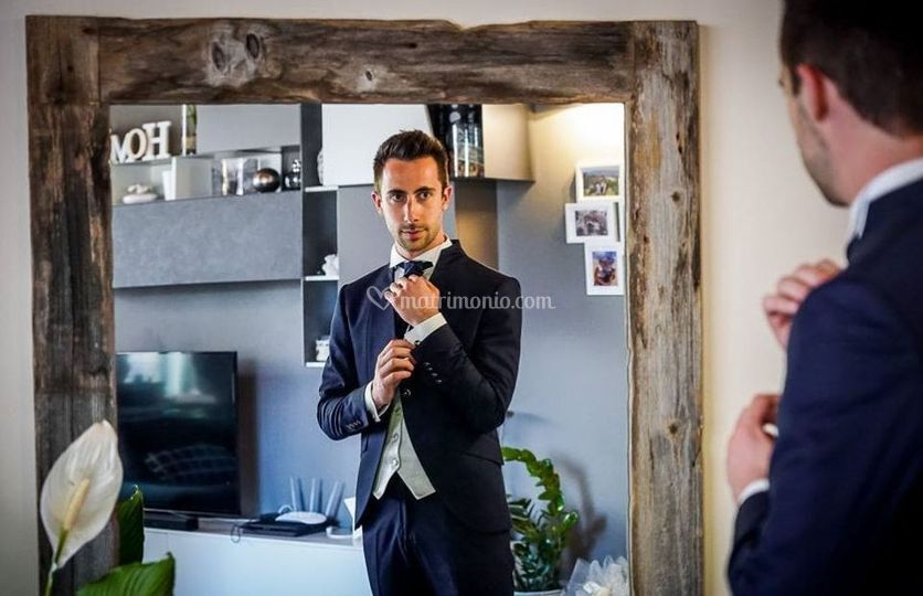 Abito da sposo - Dresscode Boutique e Sartoria