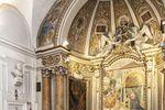Altare chiesa di L'Arte della Composizione Floreale