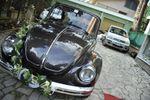 Addobbo auto di L'Arte della Composizione Floreale