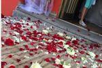 Tappeto di petali di L'Arte della Composizione Floreale