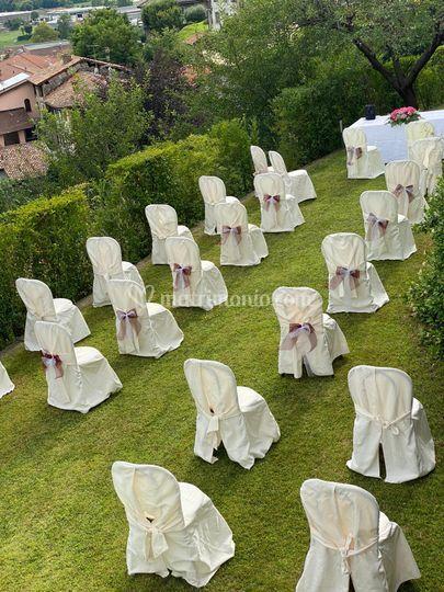 Sedute cerimonia