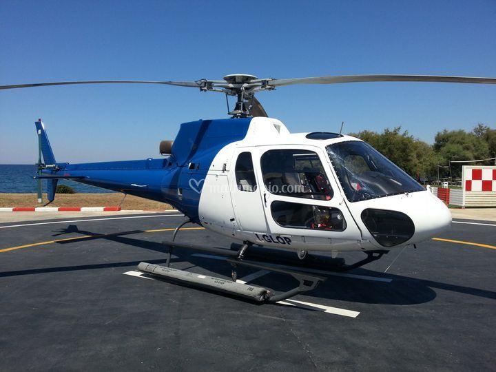 Airbus Eurocopter 350 BA
