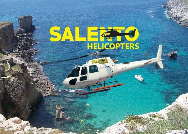Salento Helicopters Servizio Elicotteri