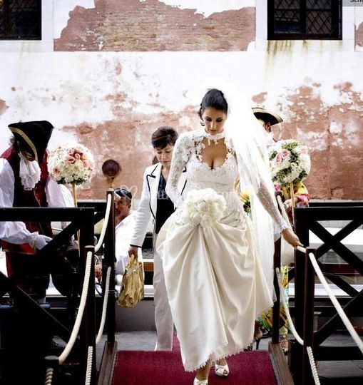 Fotografia sposa
