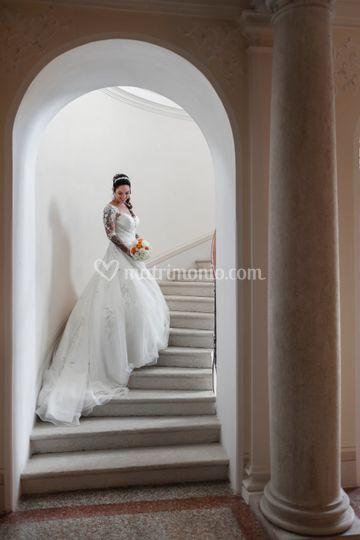 Lisa Bolognani wedding