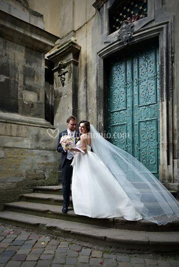 Matrimonio in Ucraina