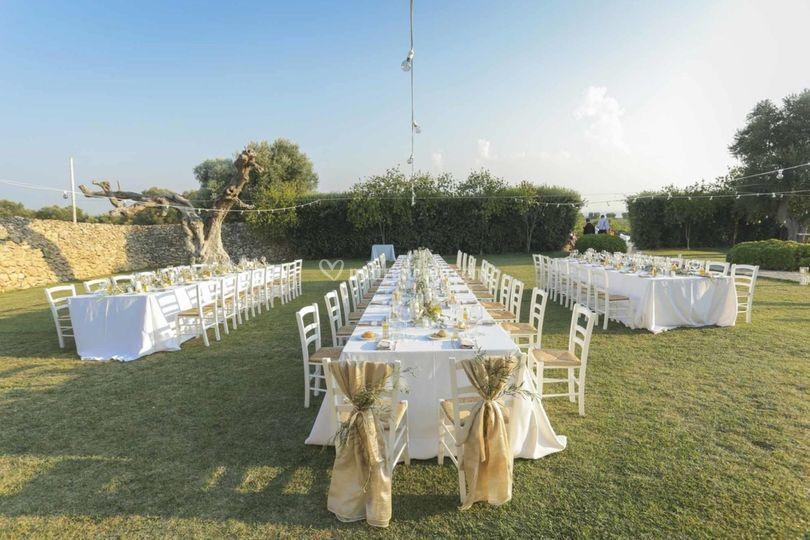 Allestimento Puglia