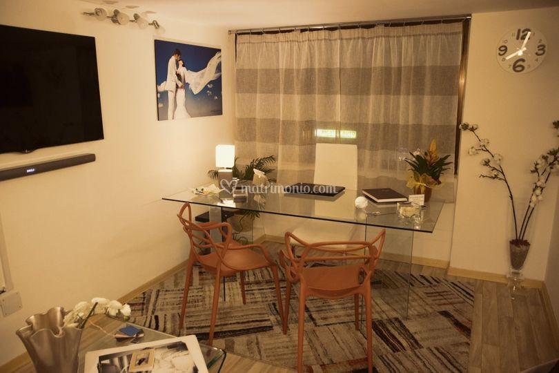 Studio - Sala accoglienza
