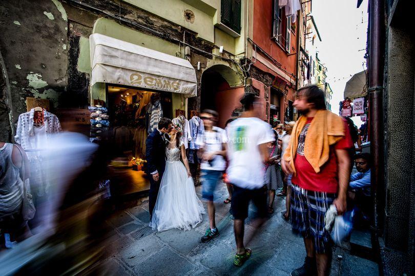 Wedding Vernazza - Cinque Terr