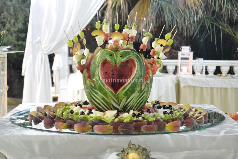 Buffet Di Dolci E Frutta : Buffet di dolci hotel ristorante aldo moro
