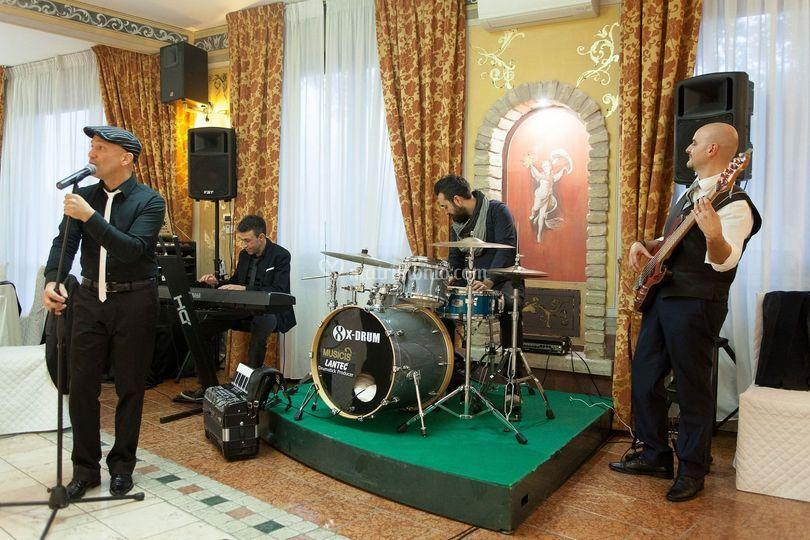 Band acustica