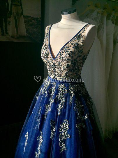 Blue ...
