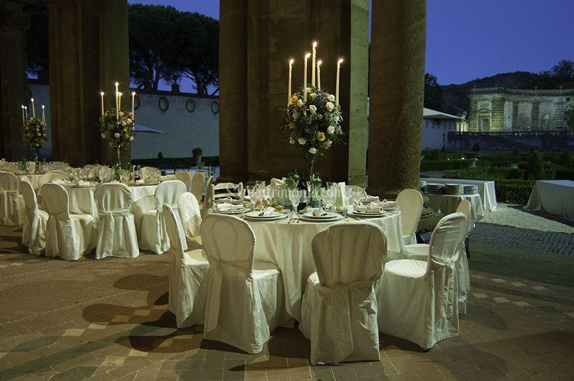 Gli Eventi presso Villa Mondragone