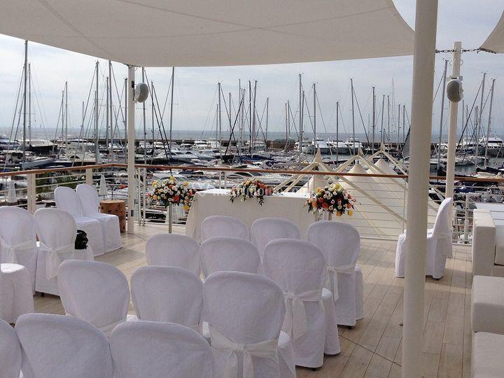 Matrimonio resort sul mare