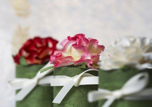 Flowers&mise segnaposto