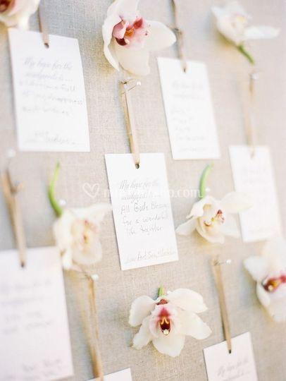 Tableau Matrimonio Spiaggia : Wedding lab nozze eventi