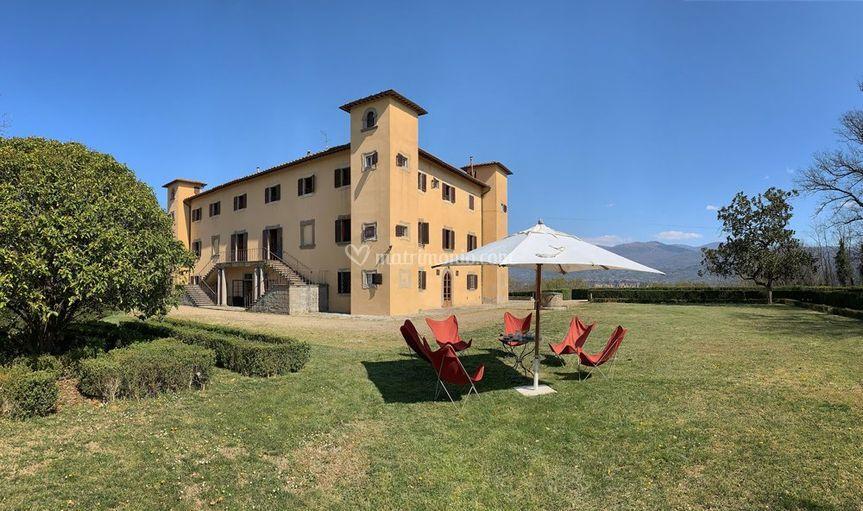 Villa Renacci