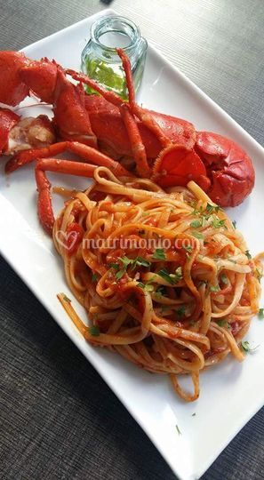 Spaghetto all' astice