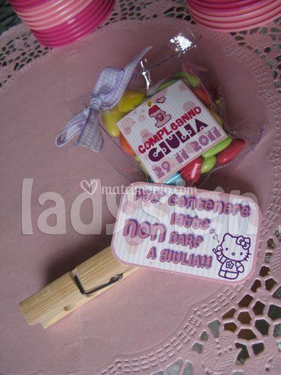 Candy pillow kit