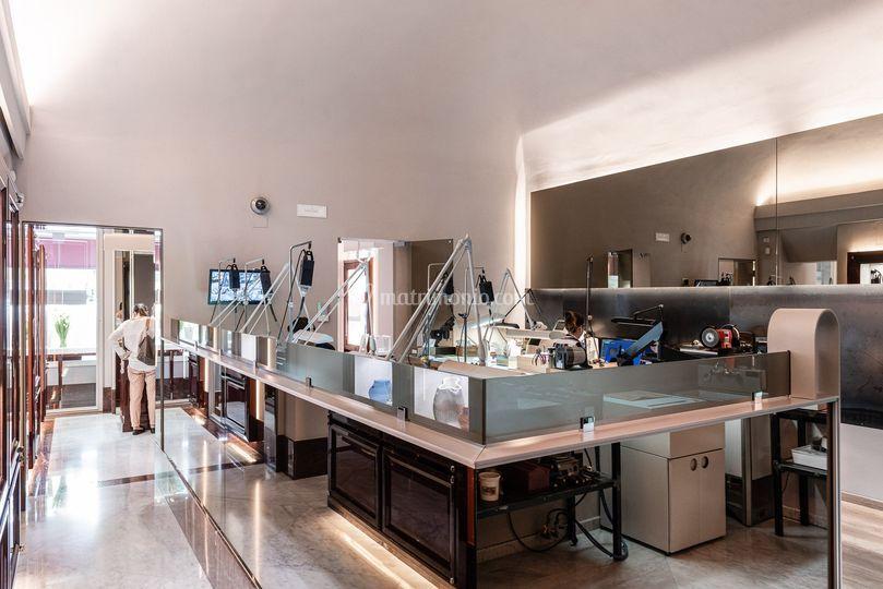 Laboratorio di Bottega Orafa