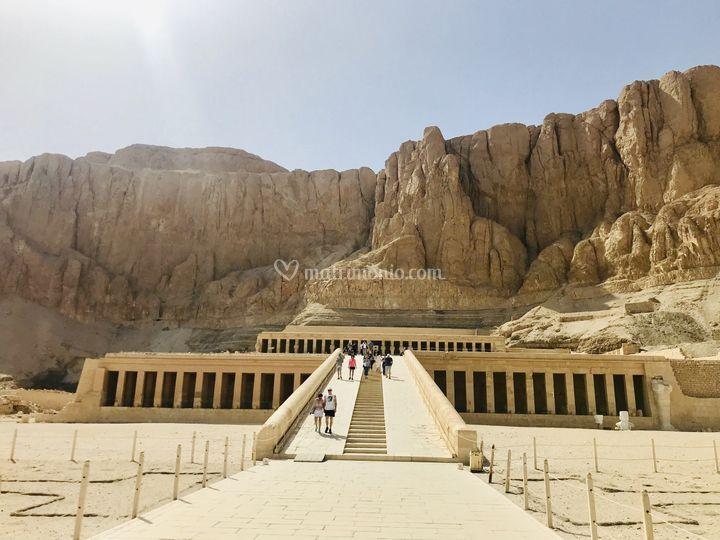 Tempio di Hatdhepsut, Egitto