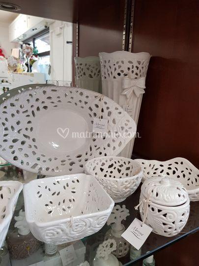 Ceramica traforata
